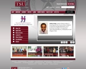 Texas Southern University MBA from TX